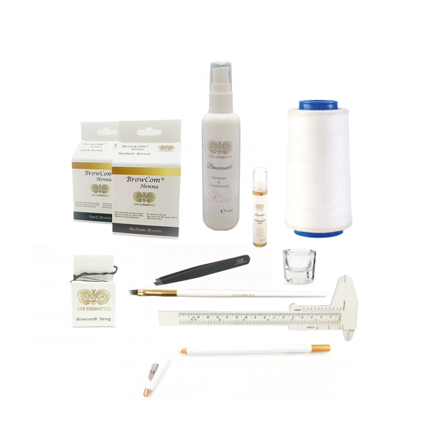 Brow Henna | Basic Set